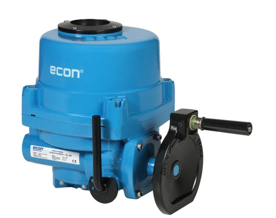ELA - Econ Electric Actuators - Flow Control Experts - Econ Valves